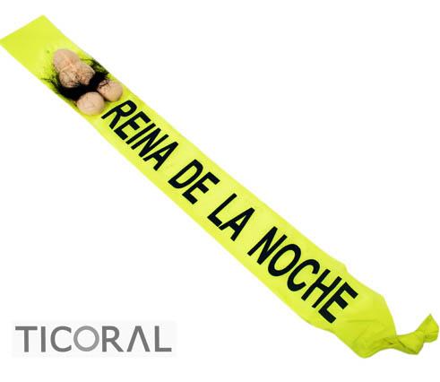 BANDA EROTICA REINA DE LA NOCHE HS6783-2 X 1