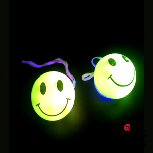 NARIZ EMOTICON LUMINOSO HS8284 x 12