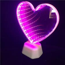 ADORNO CON LUZ LED CANDY BAR CORAZON HS8677 X 1