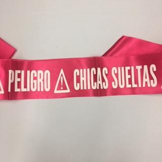 BANDA EROTICA PELIGRO CHICAS SUELTAS HS8381-1 X 1