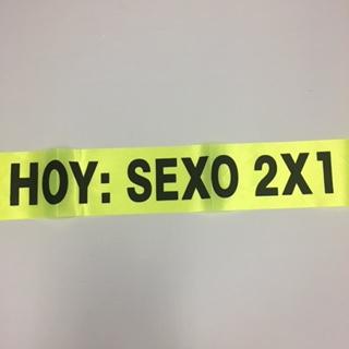 BANDA EROTICA HOY: SEXO 2X1 HS8381-2 X 1