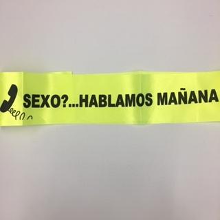 BANDA EROTICA SEXO? HABLAMOS MAÑANA HS8381-4 X 1