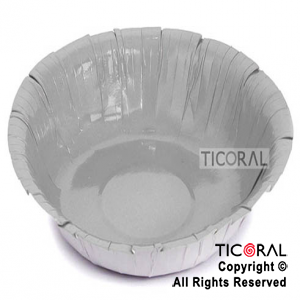 SOLID HS4343-10 BOWL PLATA 354.88ML x 8