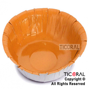 SOLID HS4343-11 BOWL NARANJA 354.88ML x 8