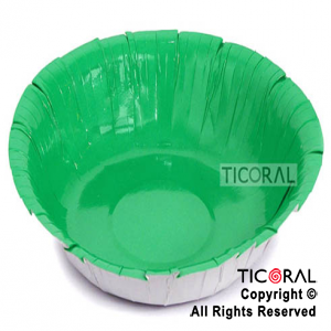 SOLID HS4343-5 BOWL VERDE CLARO 354.88ML x 8