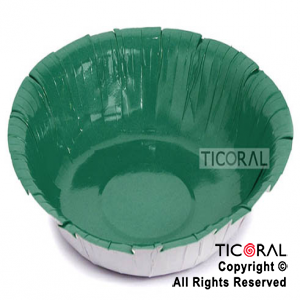 SOLID HS4343-6 BOWL VERDE 354.88ML x 8
