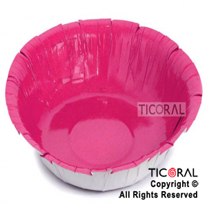 SOLID HS4343-7 BOWL FUCSIA 354.88ML x 8
