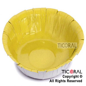SOLID HS4343-8 BOWL AMARILLO 354.88ML x 8