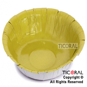 SOLID HS4343-9 BOWL ORO 354.88ML x 8