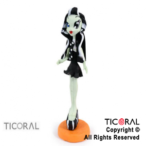 ADOR CHICA MONSTER HIGH FRANKIE STEIN A. PORC FRIA x 1