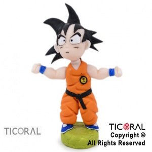 ADOR DRAGON BALL GOKU JUNIOR A. PORC FRIA x 1