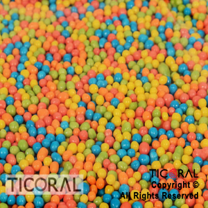 MICRO CEREAL CHOCO MULTICOLOR X1KG x 1 ARGENFRUT