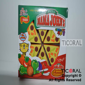 GOMITA HS5648 PIZZA x 6 PCS