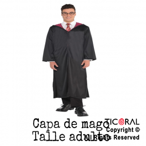CAPA ADULTO HARRY POTTER CR x 1