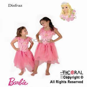 DISF BARBIE HADA DISC TALLE 0 x 1