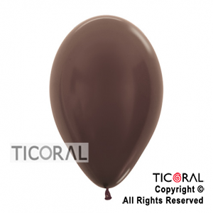 GLOBO S R12 METAL 576 CHOCOLATE x 50