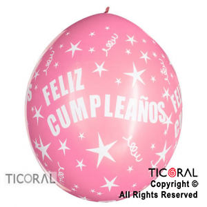 PIÑATA S R36 INF FASHION F/CUMPLE 2 ROSA x 1
