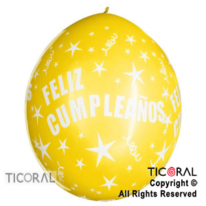 PIÑATA S R36 INF FASHION F/CUMPLE 2 AMARILLO x 1