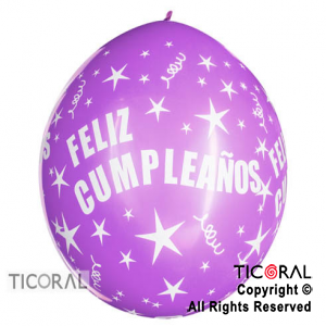 PIÑATA S R36 INF FASHION F/CUMPLE 2 LILA x 1