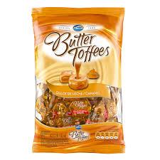 GOLO CARAMELO BUTTER TOFFEES RELLENO DULCE DE LECHE X 822GR x 6