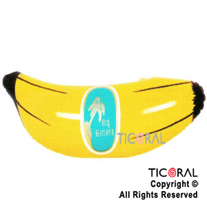 INFLABLE BANANA HS2172 SUPER 110CM APROX x 1