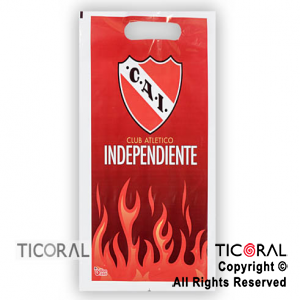 INDEPENDIENTE BOLSITA SORPRESA x 10