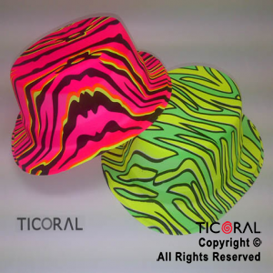 SOMB RANCHO ANIMAL PRINT FLUO X 6