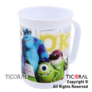 MONSTERS TAZA GRANDE x 1
