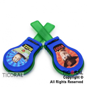 TOY STORY CLAPPER x 4