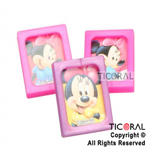 MINNIE MINI PORTARRETRATO x 6