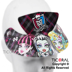 MONSTER HIGH VISERA x 8