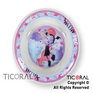 VAMPIRINA BOWL CHICO x 1
