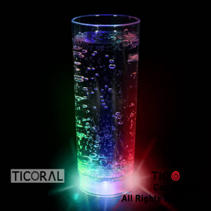 VASO TRAGO LARGO LUMINOSO x 1