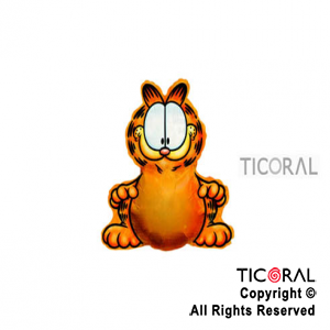 GLOBO MYLAR 11.25X12/ GARFIELD MINI x 1