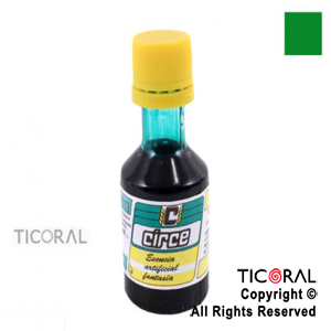 COLORANTE CIRCE LIQUIDO VERDE X 30CC