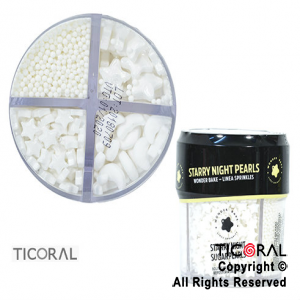 MIX STARRY NIGHT SUGAR X 96GRS (FORMITAS PERLADAS COMESTIBLES)WB-FD-1104
