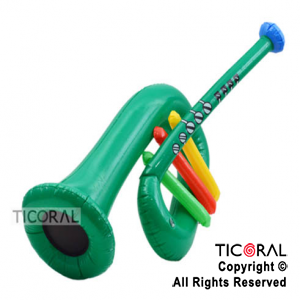 INFLABLE CLARINETE 63 cm COLORES SURTIDOS HS8538 x 1