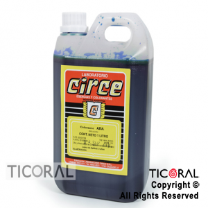 COLORANTE CIRCE LIQUIDO AZUL X 1LT