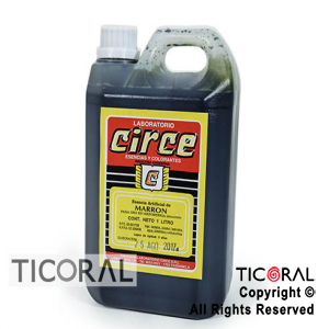 COLORANTE CIRCE LIQUIDO MARRON X 1LT