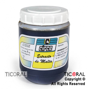 EXTRACTO MALTA 1LT CIRCE x 1