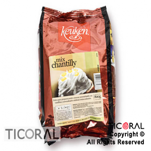 CREMA MIX CHANTILLY X 800GR LODISER x 1