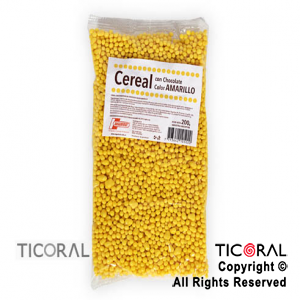 CEREAL CHOCOLATE COLOR AMARILLO X200GR ARGENFRUT