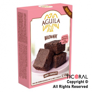 BROWNIE AGUILA X 425GR X 1