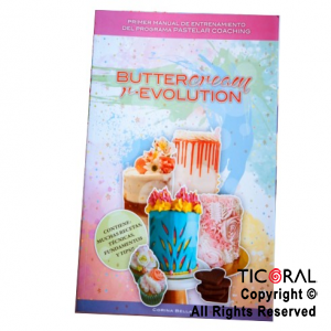 LIBRO BUTTERCREAM R.EVOLUTION X 1