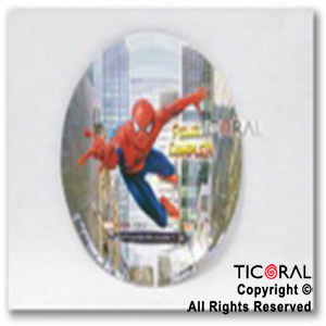 SPIDERMAN PLATOS x 10